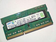 4GB DDR3-1600 PC3-12800 1600Mhz SAMSUNG M471B5173BH0-CK0 LAPTOP MEMORY SPEICHER