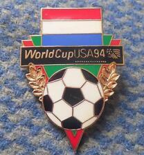 TEAM NETHERLANDS WORLD CUP SOCCER FOOTBALL FUSSBALL USA 1994 PIN BADGE
