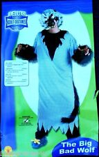 BIG BAD WOLF DELUXE HALLOWEEN COSTUME NIGHTIE WOLF MEN'S UP TO SIZE 44
