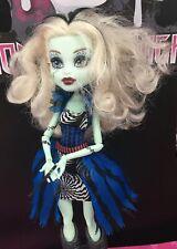 Monster High Frankie Stein Freak Du Chic Doll Great Condition 💕