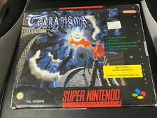 TERRANIGMA - SUPER NINTENDO / SNES - BIG BOX EDITION - PAL