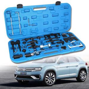 Zahnriemen Werkzeug Einstell Motor Zahnriemenwerkzeug Arretier für VW Audi VAG