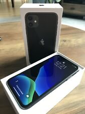 Apple iPhone 11 - 64GB - Black (Unlocked) A2221 (CDMA + GSM) + Accessories!