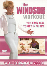 THE WINDSOR WORKOUT with BARBARA WINDSOR (R2 DVD) (Windsor/Gayle)