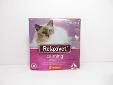 Relaxivet Calming Diffuser Kit For Cats and Dogs No Stress Formula Free Shipping