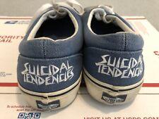 Vans Suicidal Tendencies Shoes Mens Size 13