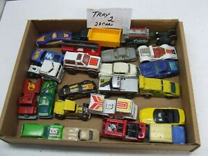 MATCHBOX DIECAST CARS TRUCKS PLUS OTHER TWENTY THREE TOTAL 2