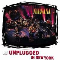 Nirvana - MTV Unplugged In New York (180g 1LP Vinyl + Download) Geffen NEU!