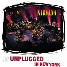 Nirvana - Mtv Unplugged IN New York ( 180g 1LP Vinilo + Download) Geffen Nuevo
