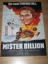 MISTER BILLION - Kinoplakat A1 ´77 - TERENCE HILL