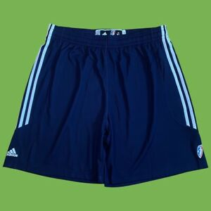 OFFICIAL WNBA Adidas Navy Basketball Shorts Size Men's XL New With Tags Navy