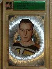 07-08 BAP-ITG ULTIMATE MEMORABILIA  - MILT SCHMIDT BASE CARD   #29/90
