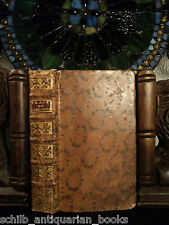 1758 Ozanam Classic Carpentry & Architecture Manual with Illustrated PLATES