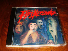 "FIRE MERCHANTS ""Landlords of Atlantis"" RARE 1994 Fusion CD Brand X Mahavishnu"