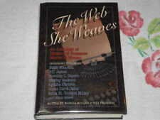 The Web She Weaves by Marcia Muller & Bill Pronzini -s-