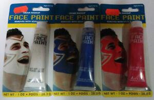 Amscan Cream Makeup Face Paint - Choose Your Color!!