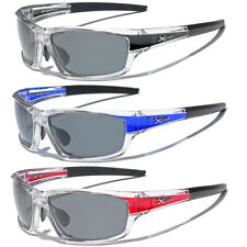 Polarized X-Loop Men's Sport Fishing Surf Sunglasses Driving Anti Glare Glasses