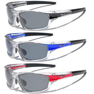 Polarized X-Loop Men's Sport Fishing Surf Sunglasses Driving Anti Glare Glasses