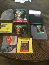 Tecmo Bowl (Nintendo Entertainment System, 1989) NES Cib Game PC4