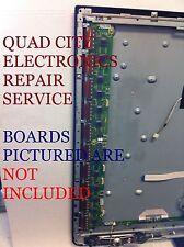 TNPA5336AM,AB SU OR TNPA5337 SD Board Repair Service Panasonic TC-P50S30 Etc.