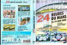 DVD 24 Heures du Mans, 18 - 19 juin 2005 | Sport | Lemaus