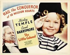 The Little Colonel 1935 16mm B&W Shirley Temple Lionel Barrymore