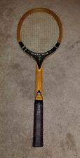 Early 1950'S Vintage Ta Davis Tad Black Streak Tennis Racquet