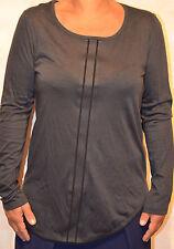 Camiseta de manga larga MARITHÉ FRANCOIS GIRBAUD Talla 42 gris oscuro