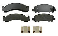 Disc Brake Pad Set-UltraQuiet-Premium Disc Brake Pad Grade Front,Rear Rhinopac