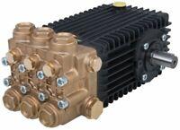 Interpump W2030 Pump Pressure Washer Power Jet Wash Solid Shaft 200 Bar 30 LPM