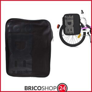 Borsa per Bicicletta Posteriore Laterale Bici da Passeggio o Pieghevole Bike