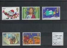 Engeland postfris 1981 MNH 895-899 - Kerstmis / Christmas