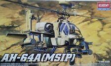 Academy 1/48 Ah 64 Apache (MSIP)