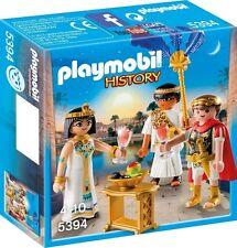 BNIB Playmobil 5394 EGYPT Caesar & Cleopatra set - LIMITED STOCK!