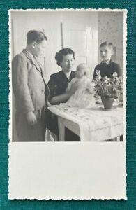 Antique Russian Imperial Photo Card Grand Duchess Maria Romanov & Children Baby