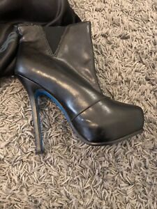 Shoes YSL boots