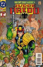 DC COMICS 1995 JUDGE DREDD # 1 - 8 - HELFER/OEMING - VF/NM