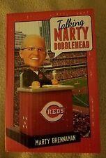 Cincinnati Reds Talking Marty Bobblehead