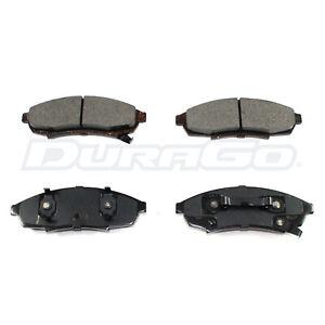 Front Brake Pads DuraGo Ceramic BP376C