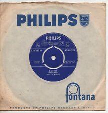 MARTY WILDE bad boy*it's been nice 1959 UK PHILIPS 45