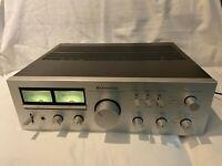 Kenwood KA-501 High Speed Integrated Amplifier  Verstärker