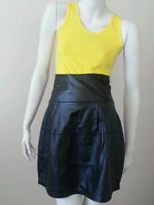 Alannah Hill Leather Dry-clean Only Skirts for Women