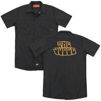 Pontiac JUDGE LOGO Licensed Adult Dickies Work Shirt All Sizes
