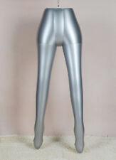 Mannequin Dummy Inflatable Leggings Ladies Legs Hanging Shop Display Female NEW