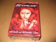 Witchblade Season 1 Premium Trading Card Box