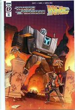 Transformers Comic books (IDW Comics) Choice of issue