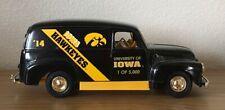 Iowa Hawkeye Ertl #14 Bank in Original Box