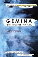 Gemina, Hardcover by Kaufman, Amie; Kristoff, Jay; Lu, Marie (ILT), Brand New...