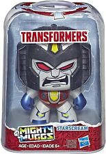 Transformers Mighty Muggs STARSCREAM Action Figure BY HASBRO
