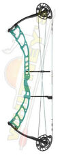 Diamond Archery by Bowtech Medalist 38 Bow Teal Right Hand 50# DW 23- 32.5 DL